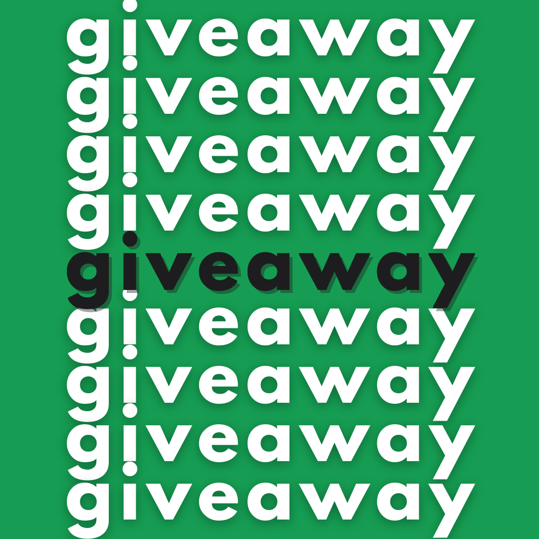 Giveaway Repeat Text Instagram Post